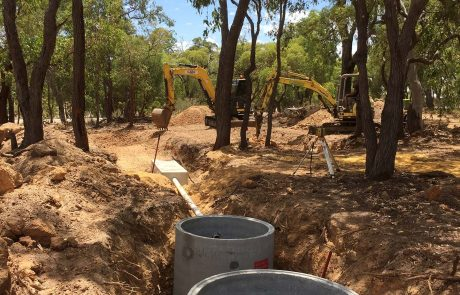 am earthmoving ongoing projects